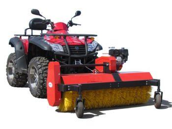 ATV roterande borste, 6.5 hp B&S motor