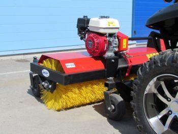 ATV roterande borste 4,8 HP Honda