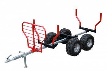 ATV timmer släpvagn