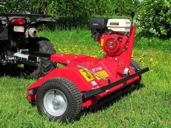 ATV Slaggräslippare, 15hp  motor