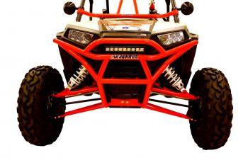 DRAGONFIRE - Stötfångare Fram - Polaris RZR 900/1000/XP/XP4/Turbo