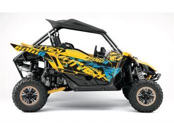 Grafisk utrustning - Yamaha YXZ1000R