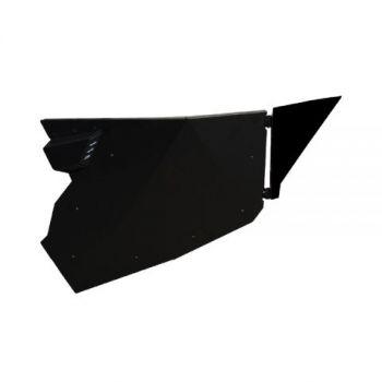 DÖRRAR svart RXR - POLARIS RZR 1000 XP