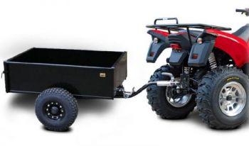 ATV avstjälpnings släpvagn (Kapacitet: 300 kg)
