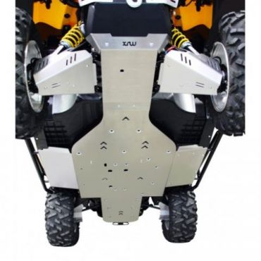 FULL Hasplåt Aluminium CAN-AM Commander 1000XT/800R