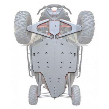 FULL Hasplåt Aluminium - CAN AM MAVERICK X3 XRS