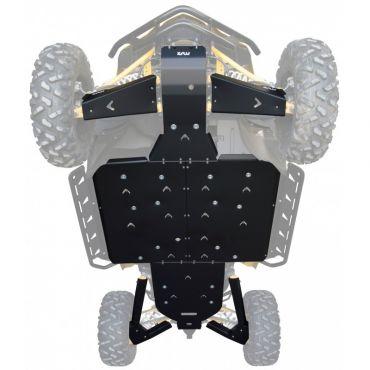 Full glidplatta  - Can Am Maverick X3 XRS