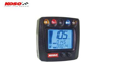 Koso XR-S 01 digital multifunktionell hastighetsmätare
