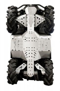 Hasplåt full utrustning – Can-am ATV