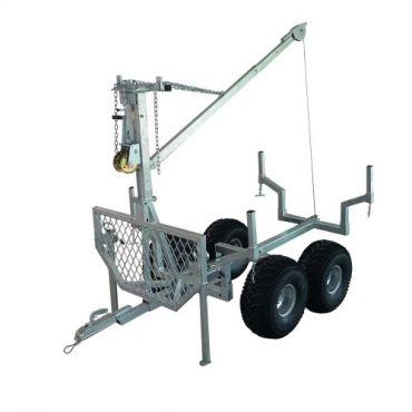 ATV timmervagn
