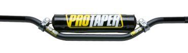"""ProTaper svart Seven Eighths ATV MID styrstång med tvärslå- ''22,2 mm (''7/8"""")"""