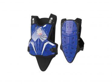 PoliSport Rocksteady Fusion bröst skydd lång version