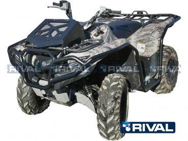 RIVAL Främre stötfångare Yamaha Grizzly 700