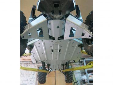 RIVAL FULL Hasplåt Aluminium Can-Am Maverick X3 XDS/XRS