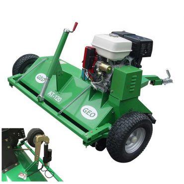 ATV 120 Slag Klippare med elektrisk cylinder