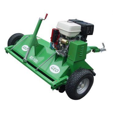 ATV 120 Slagklippare med 13HP Diesel motor