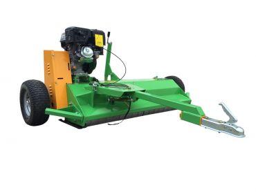 ATV 120 Flail Mower - throttle cable + throttle leaver
