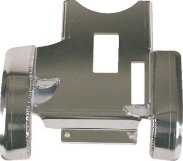 ART aluminium Bakre glidplatta Kymco Maxxer 300