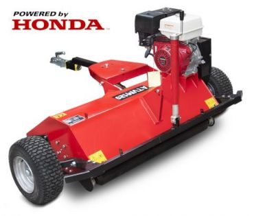 ATV Slaggräslippare, 13hp GX390 Honda motor