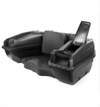 ATV / fyrhjulingslåda med uppvärmd grepp - KIMPEX TRUNK NOMAD