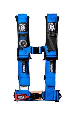 Pro Armor 3`` 4PT BILBÄLTE SELE- VOODOO BLUE