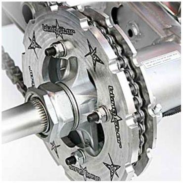 BlingStar KTM Kedjekrans Skydd