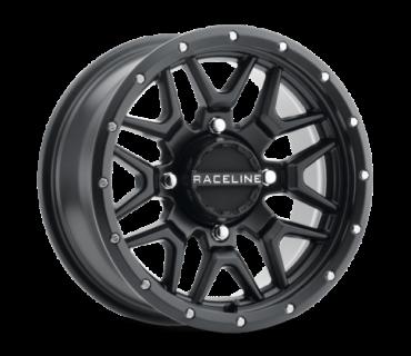 Raceline - SIMULATED BEADLOCK KRANK 14X7 4/156 ATV fälg