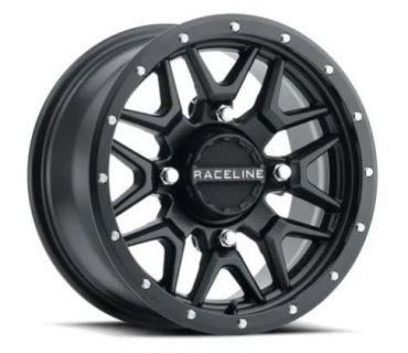 Raceline - SIMULATED BEADLOCK KRANK 14X7 4/137 ATV fälg