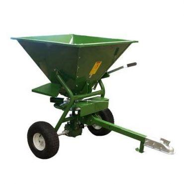 ATV spridare för gödningsmedel och salt, ATV, 160L
