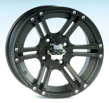 ITP - SS212 svart 12x7 (can-am)
