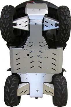Hasplåt full utrustning - Suzuki