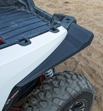 FENDER FLARES - BAKSIDA - Arctic Cat Wildcat Trail