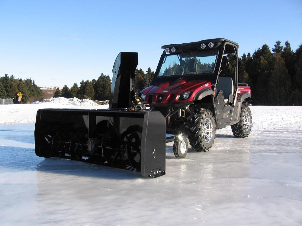 ATV snöslunga 66